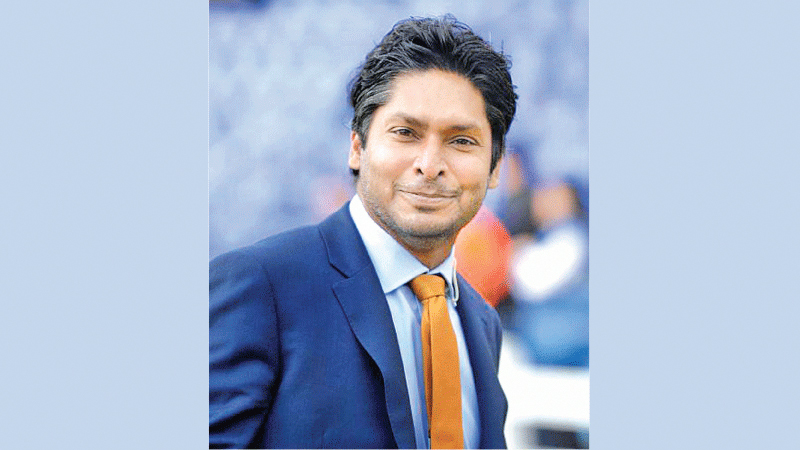 Kumar Sangakkara became the best batsman in 1996