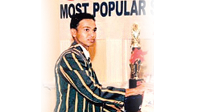 Flashback - Lahiru Peiris of St. Peter's winning the title for the second successive time in 2005