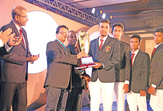 Best team Northern Province. Captain of St.John's College, Jaffna