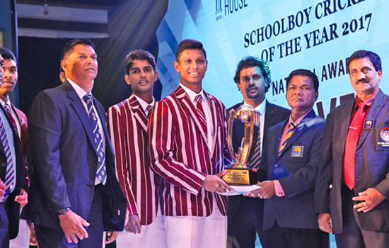 Best Behaved Team. Nalanda College, Colombo