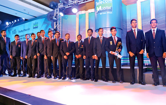 Best School Team Central Province Trinity College, Kandy