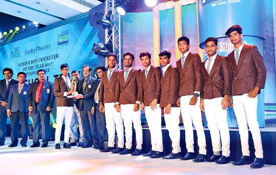 Best Team Northern Province Jaffna Central College