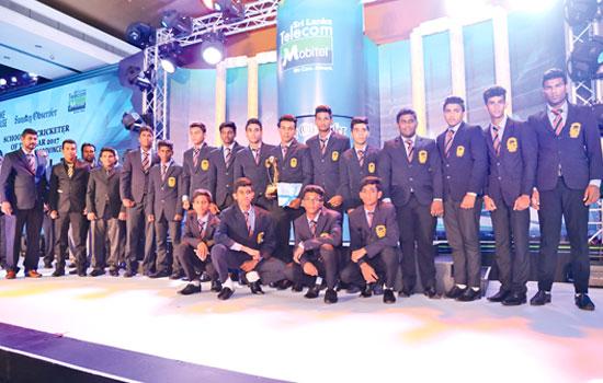 St. Sebastian's College, Katuneriya Best School Team North Western Province - Runner up