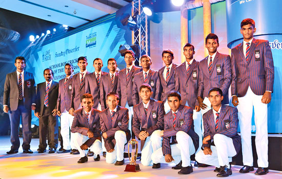 Richmond College, Galle Best Team-Southern Province Runner-up
