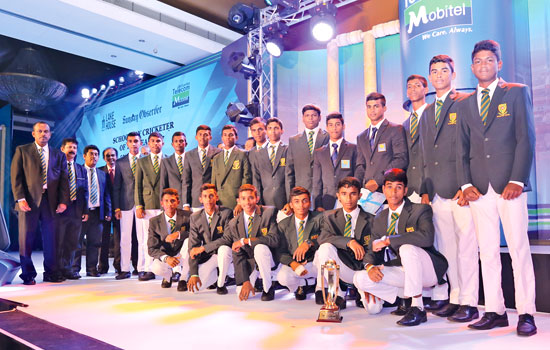 St. Aloysius' College, Galle Best Team Southern Province