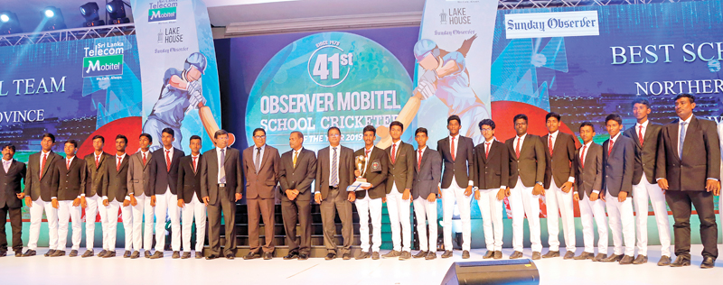Best Schools team Northern Province - St. John's College, Jaffna