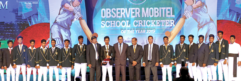 Best School Northern Province Runner-up - St. Patricks College Jaffna