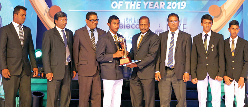 Best School Team Uva Province Runner up - St. Joseph's College Bandarawela