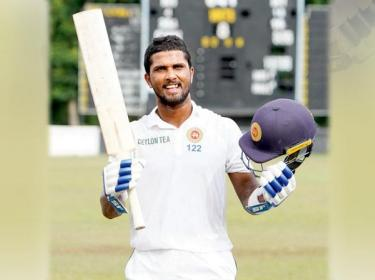 Dinesh Chandimal hits career-best unbeaten 354