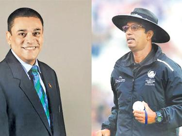 Kumara Dharmasena, ICC's most sought after elite panel umpire-Ranjan Madugalle, ICC Chief Match Referee